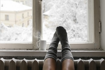 How does cold weather impact your veins?